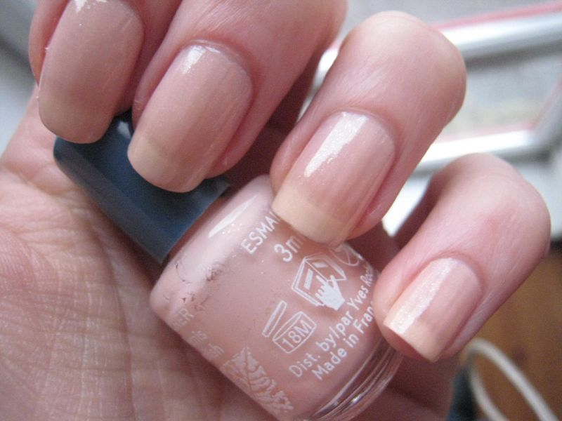 Top Le Rose Nude d'Yves Rocher · AuBoutDeMesDoigts NT42