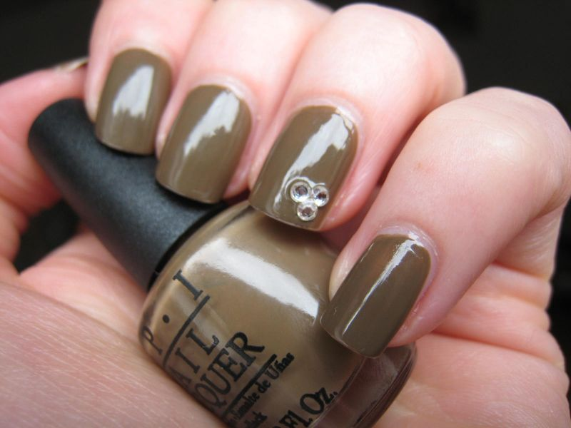 Préférence A-taupe the space needle d'OPI · AuBoutDeMesDoigts MV61
