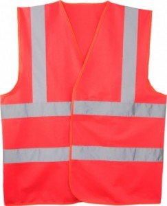 Hedonist de Models Own dans models own gilet-flash-rouge-fluo-1-m-243x300