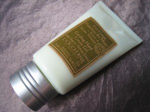 Chouchoutage des mains # 5 : Gel crème fraîcheur des mains de L'Occitane dans soins IMG_3248-300x225